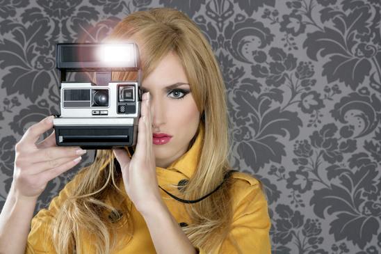 digitalkamera er et modeobjekt