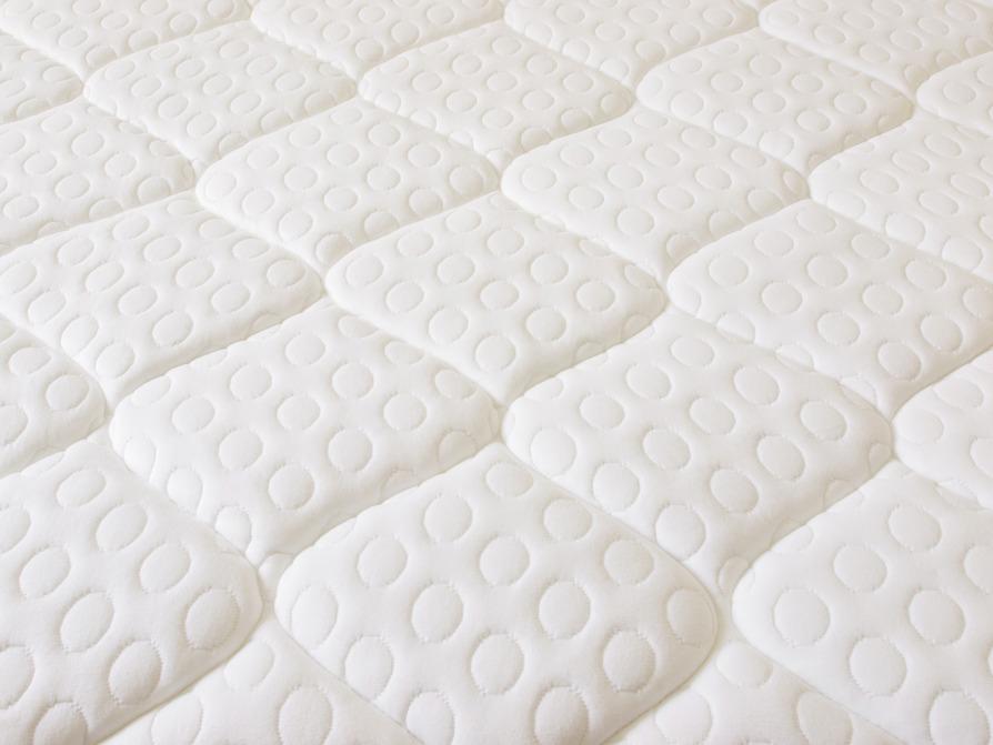hvid madras